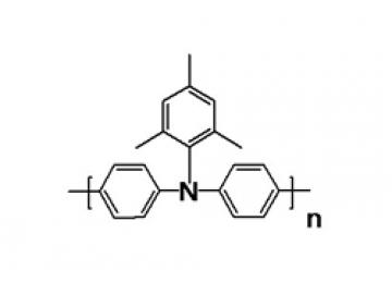 1333317-99-9,聚[双(4-苯基)(2,4,6-三甲基苯基)胺],(C<sub>21</sub>H<sub>19</sub>N)n,-欧恩科化学 欧恩科生物 www.oknk.com.