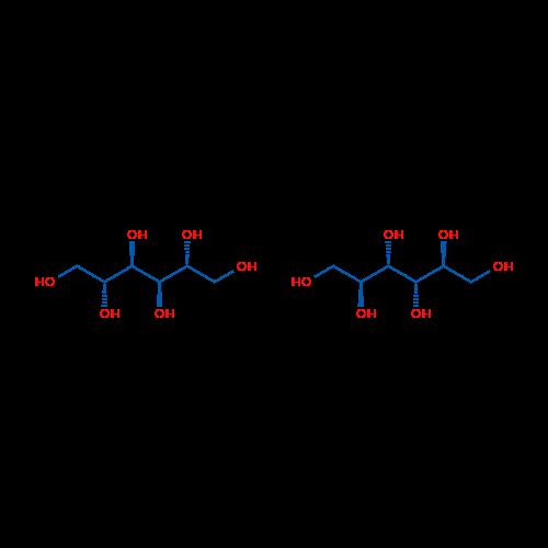87-78-5,DL-甘露醇,C<sub>12</sub>H<sub>28</sub>O<sub>12</sub>,-欧恩科化学|欧恩科生物|www.oknk.com.